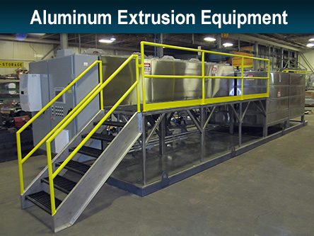 aluminum extrustion equipment