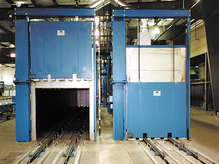 Gerref Industries Age Anneal Ovens