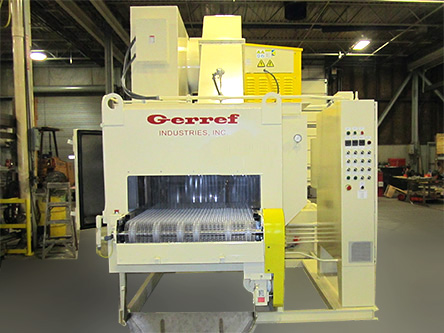 Gerref Industries Process Washer